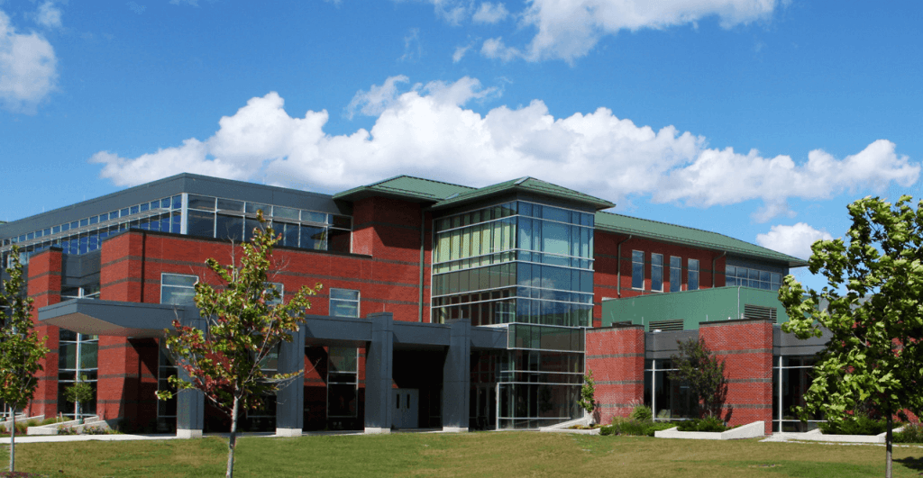 Mid Michigan Community College building