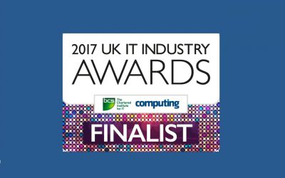NetSupport is a finalist in the UK IT Industry Awards 2017