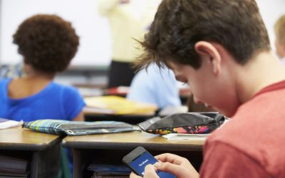 Social media in classrooms costs schools 11 days' teaching time per year
