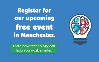Register for our upcoming FREE event in Manchester!