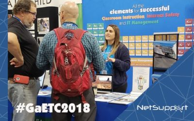 NetSupport was at GaETC!