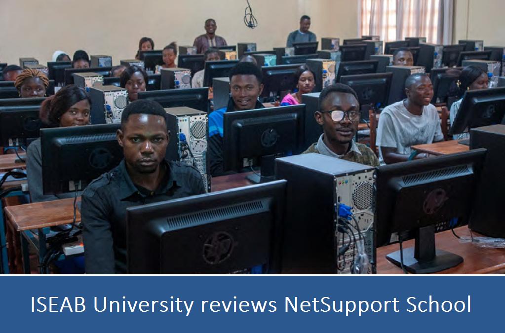 ISEAB University reviews NetSupport School