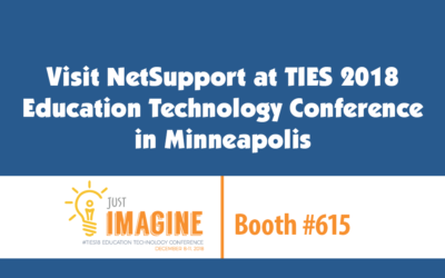 Visit NetSupport at TIES 2018