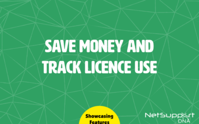 Save money and track licence use