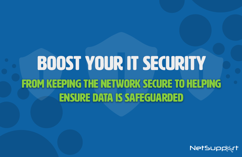 Boost your IT Security