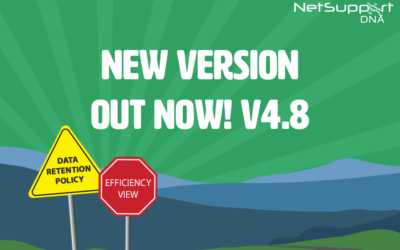 NetSupport DNA new features out now!