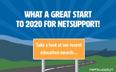 Our 2020 education awards so far!