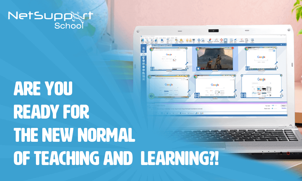 The new normal of teaching and learning