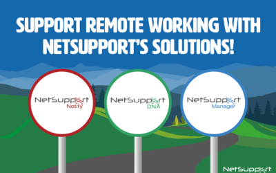 Supporting remote working