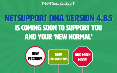 New features and enhancements coming soon to DNA in v4.85!