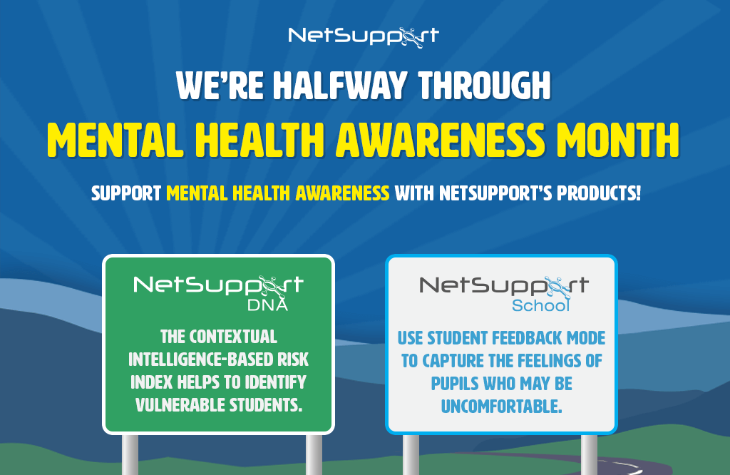 Keep supporting Mental Health Awareness Month!