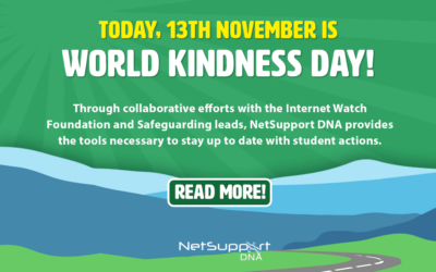 Today is World Kindness Day!