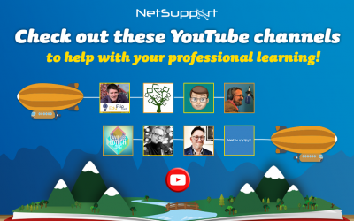 Check out these YouTube channels to help with your professional learning!