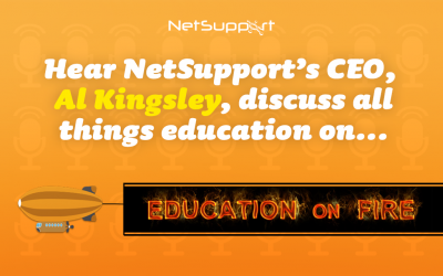 Check out our contribution to the Education on Fire podcast