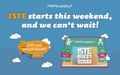 ISTE starts this weekend, and we can't wait!