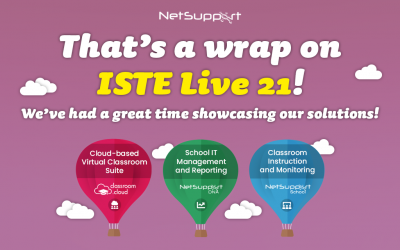It's a wrap for ISTELive 21!
