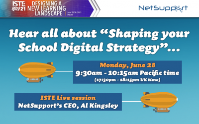 Join us at ISTE to watch our sessions!
