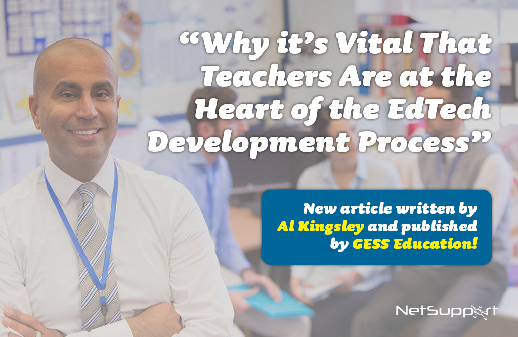 Read our recent article published by GESS Education